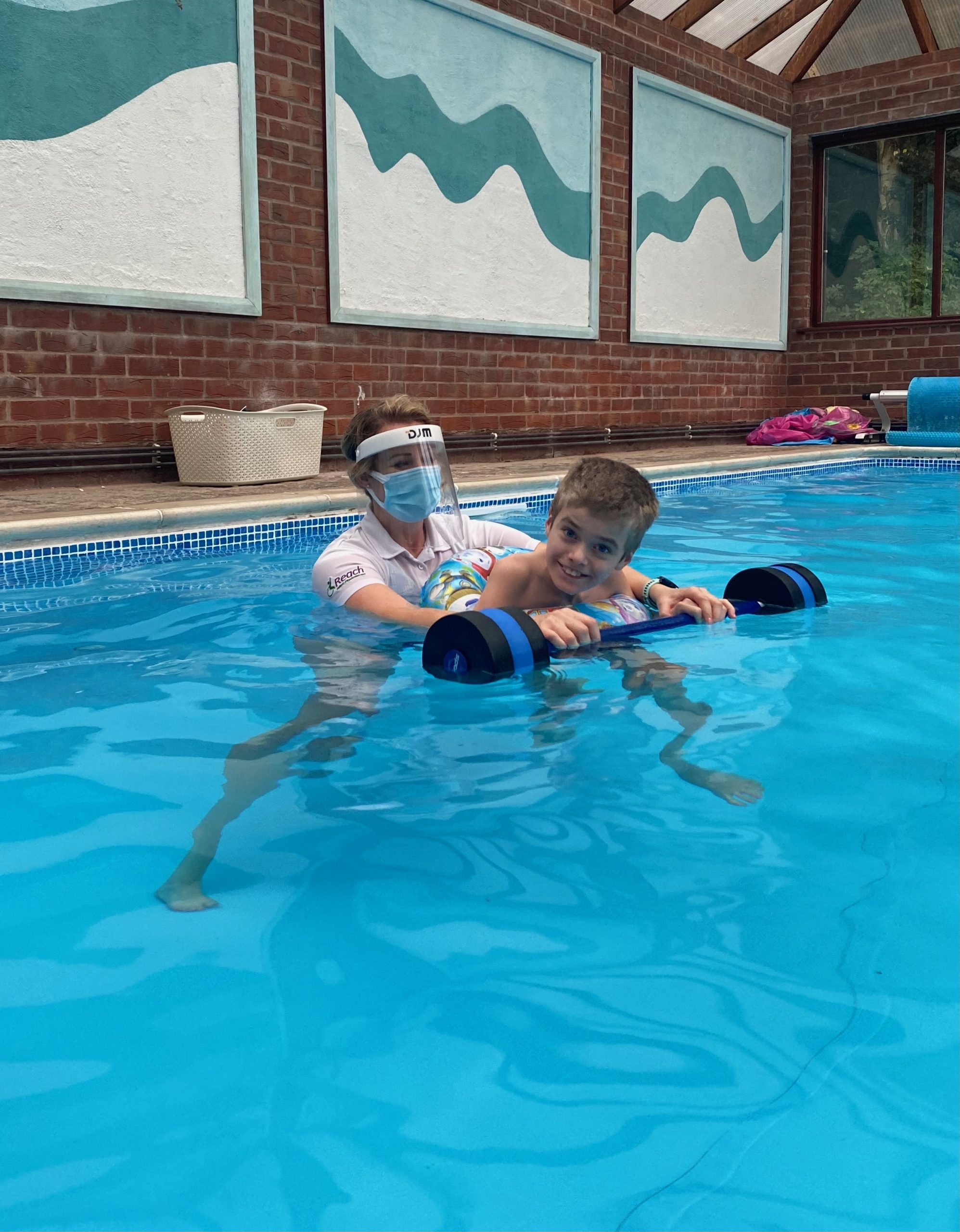 PPE for Hydrotherapy